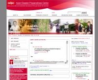 ศูนย์เตรียมความพร้อมป้องกันภัยพิบัติแห่งเอเชีย - adpc.net