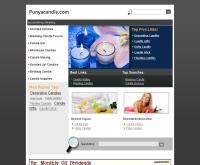 บ้านเทียนปัญญา - punyacandle.com