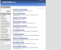 ติวเตอร์สยาม - tutorsiam.com