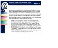 ฝ่ายวิจัยและพัฒนาสาขาสารสนเทศ (RD-I) - links.nectec.or.th