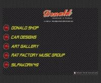โดแนลด์ โปรดักส์ - donaldproducts.com