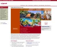 พัทยา มาริออต รีสอร์ท แอนด์ สปา - marriotthotels.com/property/propertyPage/PYXMC