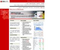 บริษัทหลักทรัพย์ ดีบีเอส วิคเคอร์ส (ประเทศไทย) จำกัด - dbsvitrade.com/