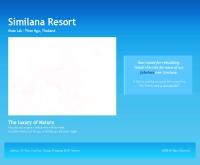 สิมิลัน รีสอร์ท - similanaresort.com