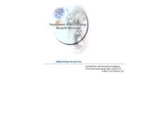 คณะวิทยาศาสตร์ ภาควิชาจุลชีววิทยา มหาวิทยาลัยบูรพา - sci.buu.ac.th/~micro/