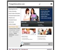 โรงเรียนการศึกษากอล์ฟไทย - thaigolfeducation.com