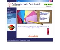 บริษัท อุตสาหกรรมไทยบรรจุภัณฑ์ จำกัด (มหาชน) - tipack.co.th