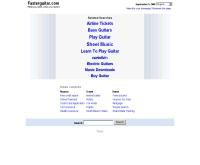 ฟาสเตอร์กีตาร์ดอทคอม - fasterguitar.com