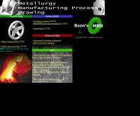 โลหะวิทยา กระบวนการผลิตและงานเขียนแบบ - mmdboon.hypermart.net