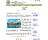 อังกอร์ ทีเค ทราเวล แอนด์ ทัวร์ - angkortk.com