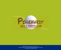 พายน์ฮาร์ทกอล์ฟแอนด์คันทรี่คลับ - pinehurst.co.th/