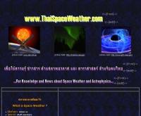 สภาพอวกาศ - thaispaceweather.com/