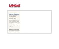 จาโนเม่ดอทคอม - janome.com