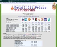 ราคาน้ำมันวันนี้ - eppo.go.th/retail_prices.html