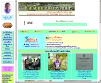 โรงเรียนบ้านค่ายรวมมิตร  - geocities.com/bankhaius/