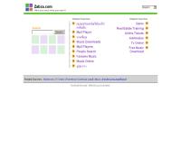 ซาบซ่าดอทคอม - zabza.com/music/index.html
