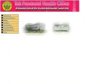 สำนักงานสาธารณสุขจังหวัดตาก - province.moph.go.th/tak/