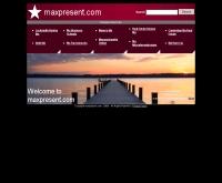 แม็กพรีเซนเตชั่น - maxpresent.com