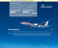 สายการบิน อเมริกัน แอร์ไลน์ - aa.com/