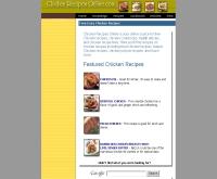 ตำราอาหารจากเนื้อไก่ - chickenrecipesonline.com
