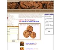 สูตรการทำขนมคุกกี้ - cookie-recipes-online.com/