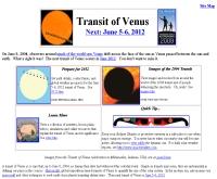 ทรานซิสออฟวีนัส - transitofvenus.org/