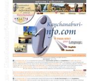 จังหวัดกาญจนบุรี - kanchanaburi-info.com