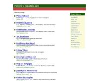 บริษัทเนเจอรัลกรีนคอนเซ็ฟ : แม็กซ์สเลน - maxslene.com