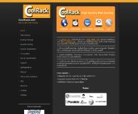 คูลแร็ค เวบโฮสติ้ง - coolrack.net/