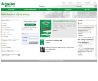 ชไนเดอร์ อิเลคทริค  - schneider-electric.co.th/
