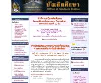 ศูนย์บัณฑิตศึกษา มหาวิทยาลัยราชภัฏลำปาง - grad.lpru.ac.th/