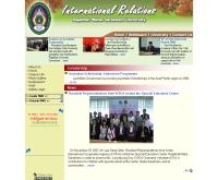 ฝ่ายวิเทศสัมพันธ์ มหาวิทยาลัยราชภัฎมหาสารคาม - inter.rmu.ac.th/