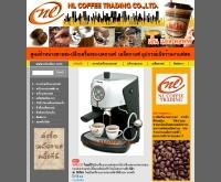 เอ็น แอล คอฟฟี่ - nlcoffee.com/