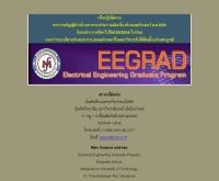 หลักสูตรวิศวกรรมศาสตรไฟฟ้า  บัณฑิตวิทยาลัย มหาวิทยาลัยเทคโนโลยีมหานคร - mut.ac.th/~eegrad/