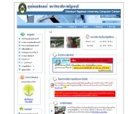 ศูนย์คอมพิวเตอร์ มหาวิทยาลัยราชภัฏธนบุรี - dit.dru.ac.th/home/006/index.php