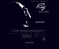 ภาพยนตร์เรื่อง Ray - raymovie.com/