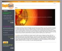 ระบบอินเทอร์เน็ตผ่านเครือข่ายไร้สาย - rapidspot.com
