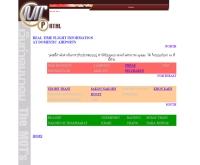 เที่ยวบินเข้า-ออกในประเทศ - news.mot.go.th/motc/Portal/service/info/fis_index.html