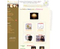 โคมไฟอโรมา - lightandscent.com/