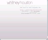 วิทนีย์ ฮูสตัน : Whitney Houston - whitneyhouston.com/