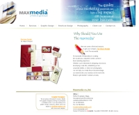 บริษัท แมกซ์มีเดีย จำกัด - maxmedia.co.th