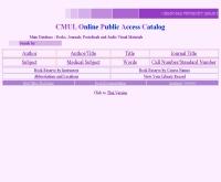 สำนักหอสมุด มหาวิทยาลัยเชียงใหม่  - search.lib.cmu.ac.th/