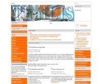 โครงการพัฒนาเครือข่ายระบบห้องสมุดในประเทศไทย - thailis.or.th