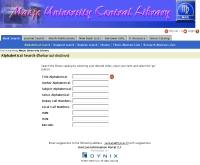 ฐานข้อมูล กองห้องสมุด มหาวิทยาลัยแม่โจ้ - webpac.library.mju.ac.th