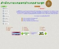 สำนักงานเกษตรอำเภอสามชุก - suphanburi.doae.go.th/samchuk