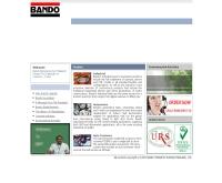 บริษัท แบนโด เมนูแฟคเจอริ่ง (ประเทศไทย) จำกัด - bandothai.co.th/