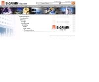 บริษัท บี.กริม เอ็นเนอร์ยี่ เทคโนโลยี จำกัด - bgrimm.co.th/