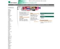 บริษัทหลักทรัพย์ บีเอ็นพี พารีบาส์ พีรีกริน (ประเทศไทย) จำกัด - bnpparibas.co.th/