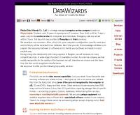 บริษัท ภูเก็ต ดาต้า วิซาร์ดส์ จำกัด - phuket-data-wizards.com/en/index.php