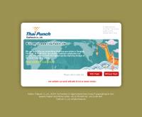 บริษัท ไทยพันช์ จำกัด - thaipunch.com/